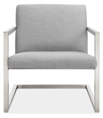 Finn Lounge Chair in Graphite